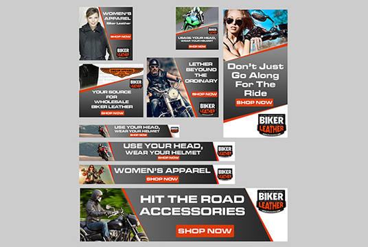 I will Design Google Advertising Banner Pack