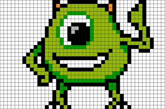 Create Pixel Art Of Your Choice