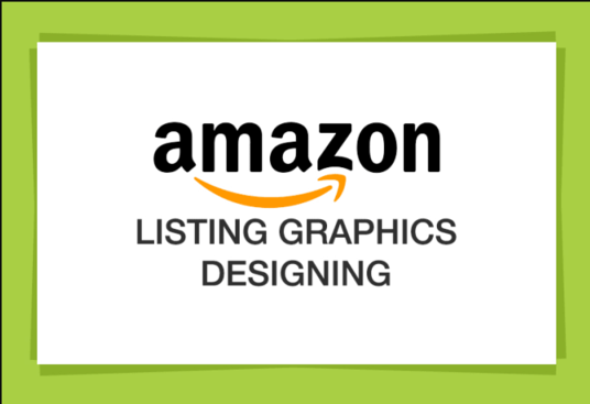 I will Design Graphics For Your Amazon Listings