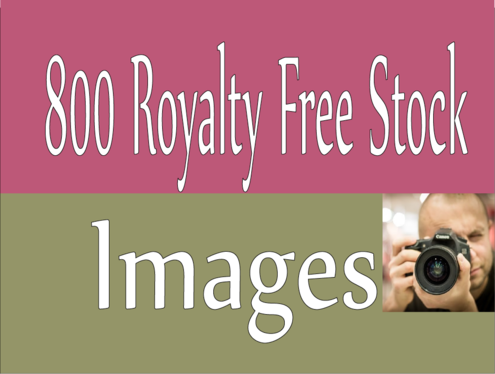 Give High Quality 800 Royalty Free Stock Images