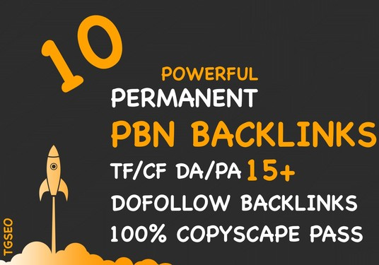 I will Boost Your Ranking With 10 Pbn Links