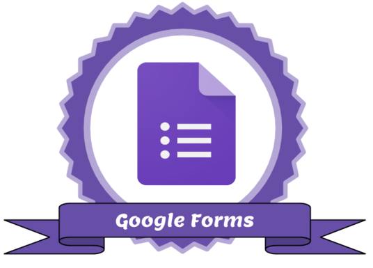 I will create google forms for online questionnaires or surveys