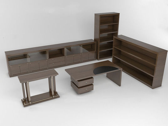 I will create 3D Furniture Set Design for your Office or Home