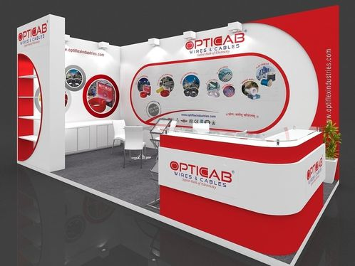 create your 3D Exhibition Booth