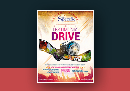 I will Design Event flyer & Advertisement For Print & Web