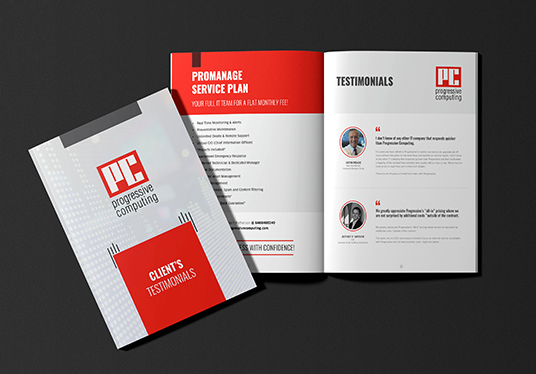 I will Design Company Profile Brochure , Proposal, Report