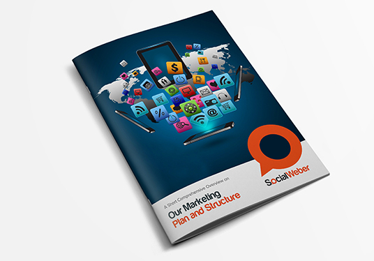I will Design your Report and Brochure Professionally
