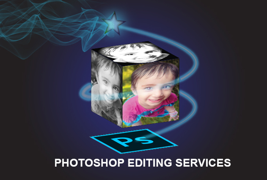 I will do any photoshop and image editing services