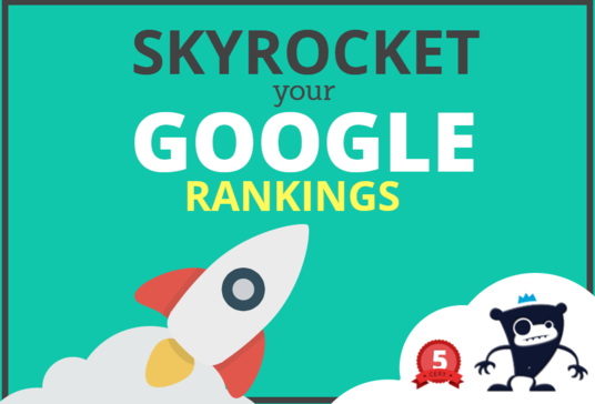 I will Boost Your Google Ranking With 25 High Authority Backlink