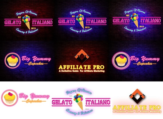 I will Design Quality Neon Logo Or Graphics According To Your Requirements