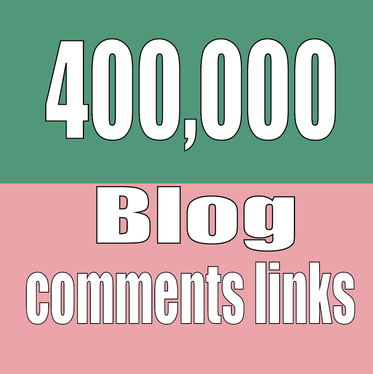 Do 400,000 Search Engine Ranker Blog Comments Backlinks