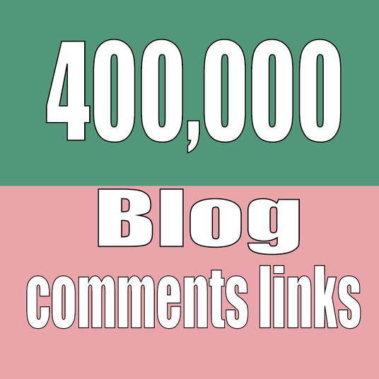 I will Do 400,000 Search Engine Ranker Blog Comments Backlinks
