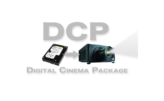 I will convert your video to Digital Cinema Package (DCP)