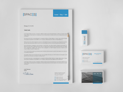 do Letterhead,Invoice And Stationery Business
