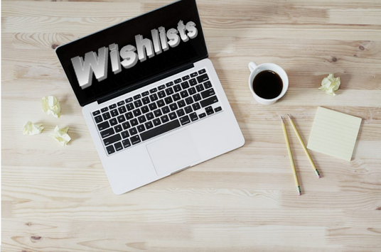 I will Create 100 Effective Wishlist for Your Amazon Products Using Verified Accounts.