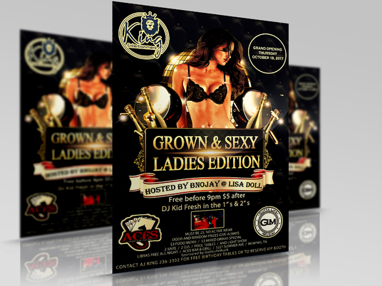 I will design eye catching Club Event and Party flyer/Poster within 15 hours