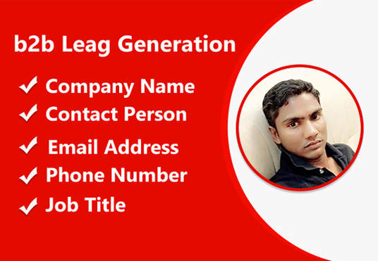 I will I Do b2b Lead Generation And Prospect List Building