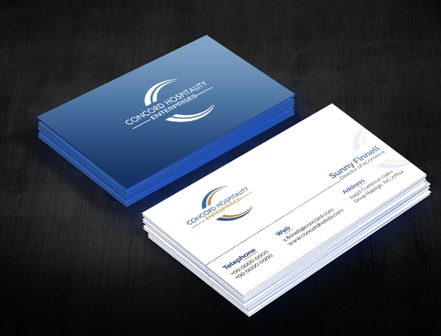 Design double sided business card for your identity for 5 hrhasan cccccc design double sided business card for your identity reheart Images