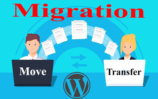 I will transfer, migration, move your website from One to another website, domain, hosting