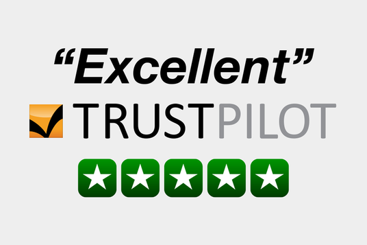 I will leave 30 5 star trustpilot reviews from verified profiles within 24 hrs