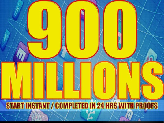 I will Promote to 900,998,608 (900 MILLIONS) Real People on Facebook For your Business/Website/Pr