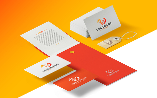 I will design your complete brand identity