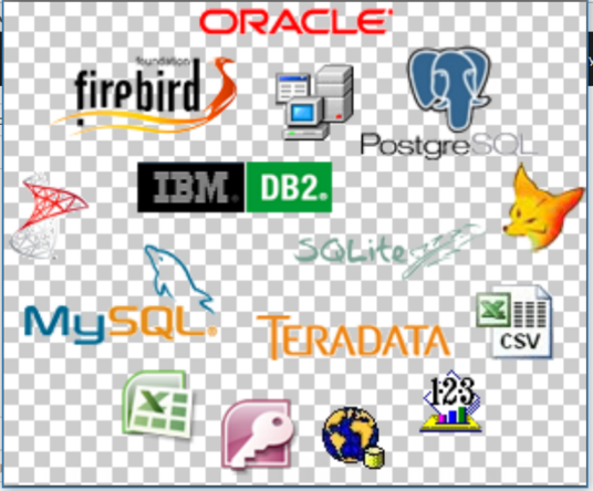 I will do database professional work in MS Access, MySQL, SQL server