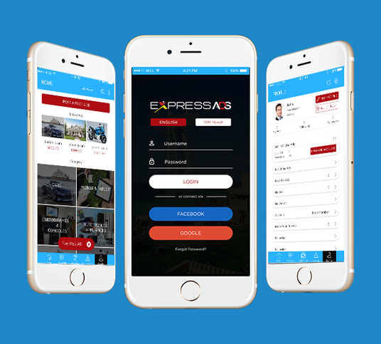 I will design and develop  business directory app
