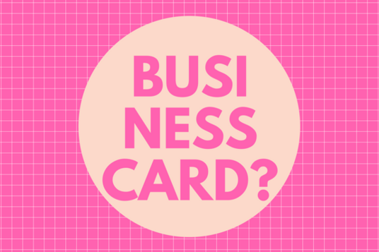 I will create outstanding business cards