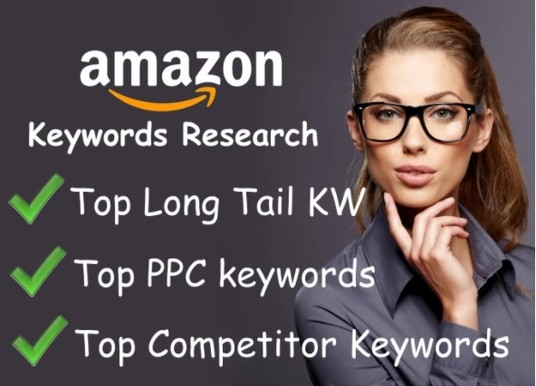 I will Do Keyword Research and Competitor Analysis To Boost Amazon Product Sales