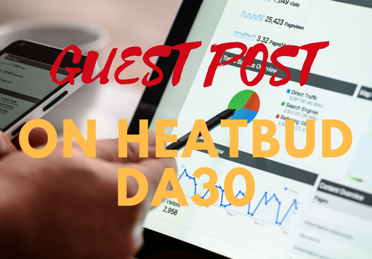 I will Write and Publish article on HEATBUD to add HUGE VALUE to your website