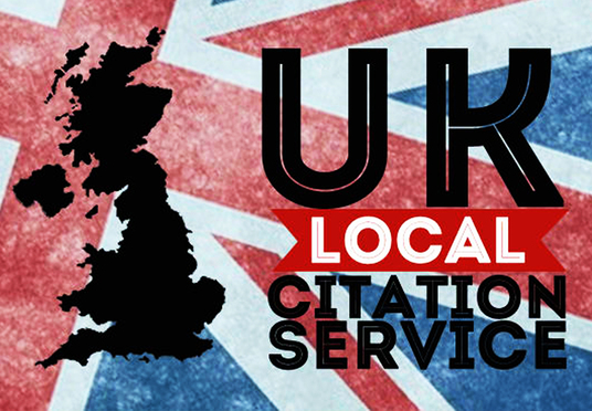 I will manually do best UK local citations