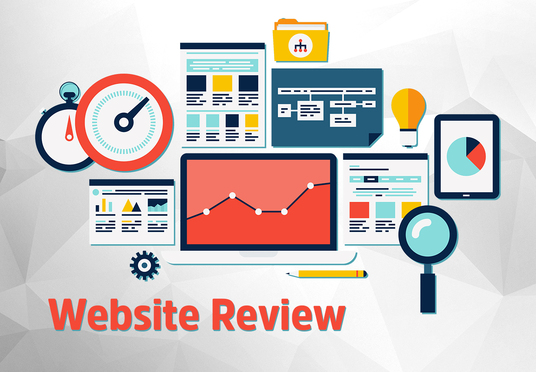 I will review and improve your website with 10 tips