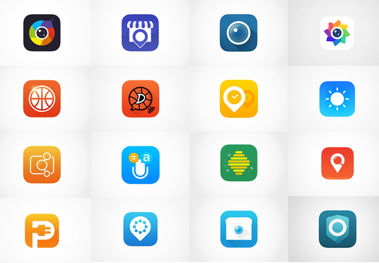 I will design a stunning and professional app icon