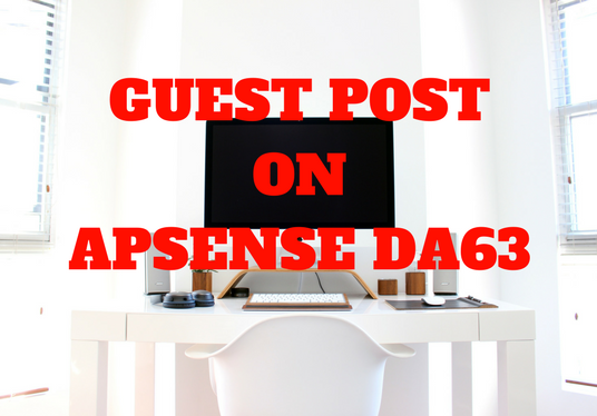 I will Write and Publish article on APSENSE DA63 to add HUGE VALUE to your website