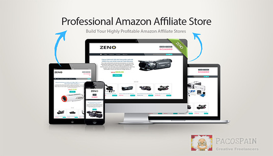 make an Amazon affiliate site