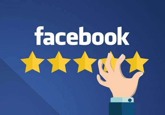 I will give you 2 Facebook page review