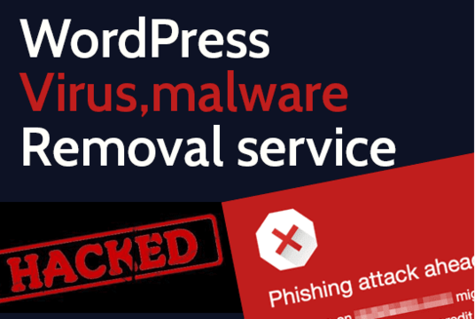 I will Fix Hacked Wordpress Website And Remove Malware