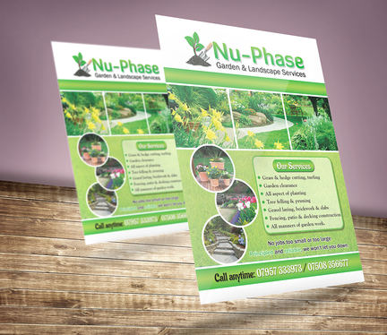 cccccc-design PROFESSIONAL & MODERN Flyers, Leaflets, Brochures Banners, Ads etc.