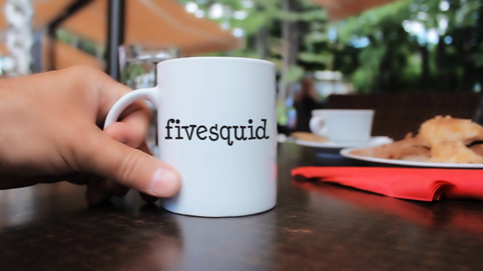 I will Create Awesome Coffee Mug Intro with Your Logo