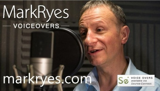 record a professional British English male voiceover