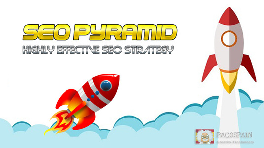 I will do Killer SEO Pyramid - Highly Effective SEO Strategy