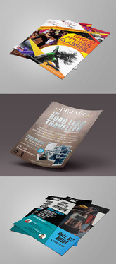 design a Flyer/Leaflet - by a professional design company in the UK