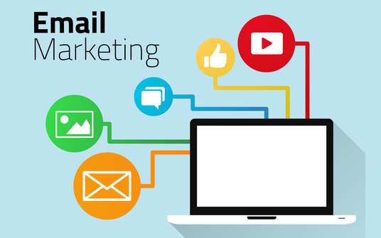 do bulk email marketing
