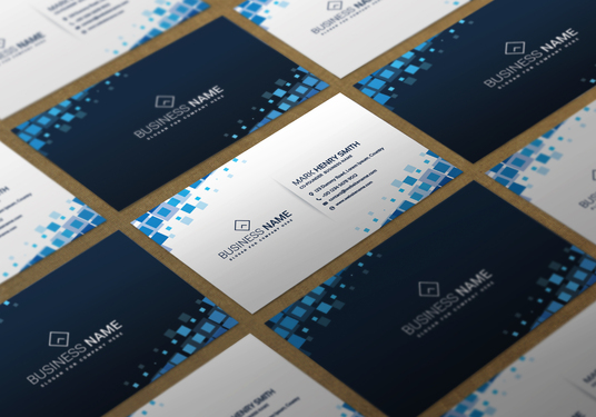 I will Design Outstanding  Business  Card