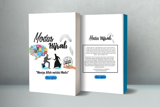 I will Create An Awesome 3d Presentation For Your Book Cover
