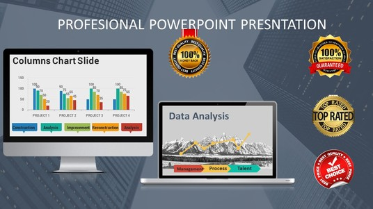I will design an impressive PowerPoint presentation