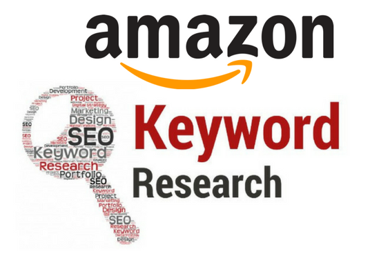 I will do amazon low competition keyword research