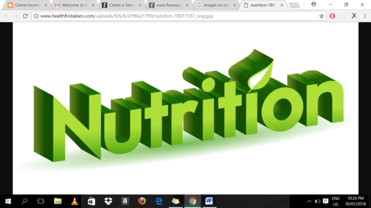 I will offer you the best nutritional advice