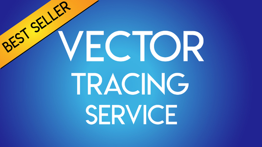 I will do Vector Tracing of Your Logo